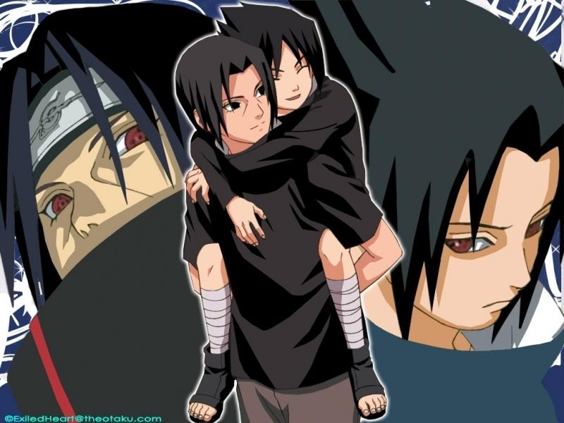 itachi sasuke Naruto Shippuden Shippuuden Sasuke vs versus Itachi